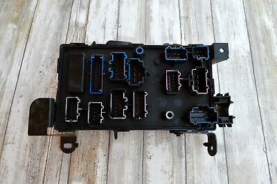 04 Oem Ford F250 F350 Sd Interior Under Dash Fuse Relay Box 3C3T-14A067-Ed