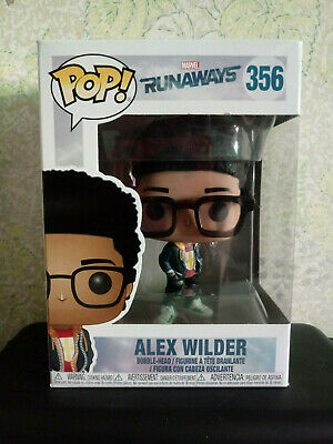 Funko Pop! Marvel Runaways: Alex Wilder #356 Collectible Figure