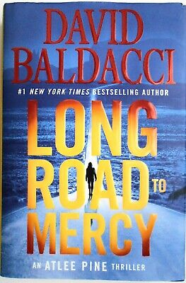 Long Road to Mercy by David Baldacci, Hardcover, 2018