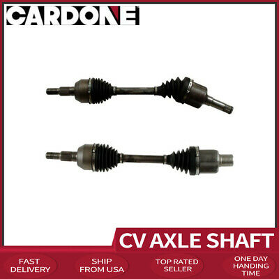 Cardone Select 66-1417 New Constant Velocity Drive Axle