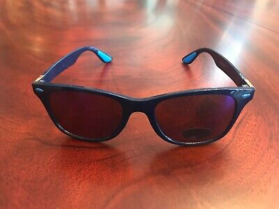 """DEEP EDDY VODKA """"BLUE"""" SUNGLASSES--DIVE-IN on ARM and DEEP EDDY VODKA on OTHER"""