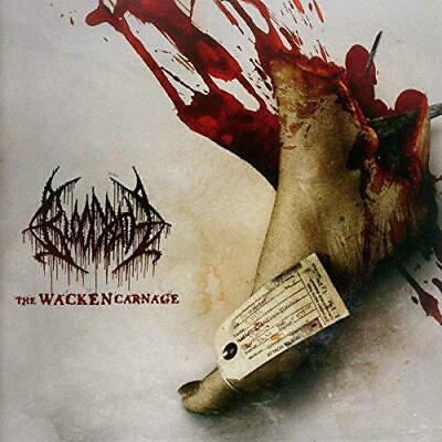 Wacken Carnage, The, Bloodbath, Audio CD, New, FREE & Fast Delivery