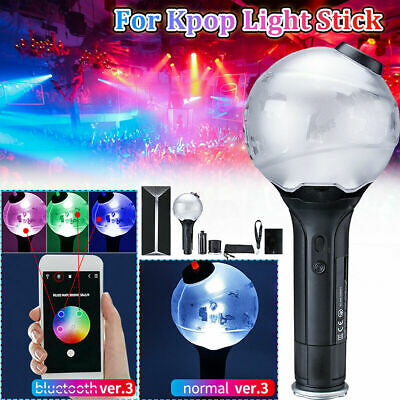 KPOP BTS ARMY Bomb Light Stick Ver.3 Bangtan Boys Concert Lamp Hot Nice