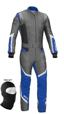 Sparco Go Kart Sublimation Race Suit Level 2 Free Gift Included