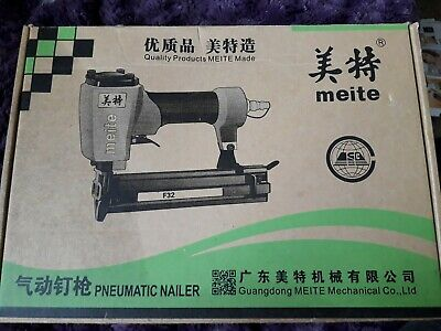 meite  Pneumatic nailer 1022J 10-22mm really good condition free postage