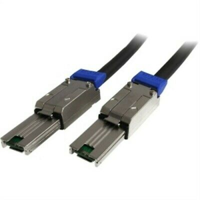 1m External Mini Sas Cable - Serial Attached Scsi Sff-8088 To Sff-8088