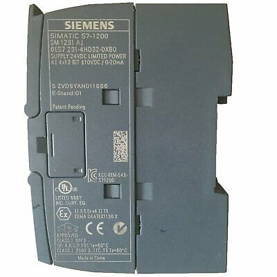 1PC Used Siemens 6ES7 231-4HD30-0XB0 6ES7231-4HD30-0XB0 Tested