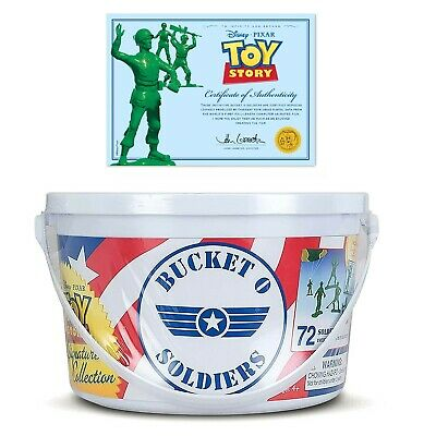 Disney Pixar TOY STORY 4: Signature Collection - Bucket O' Soldiers New/Sealed