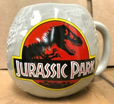 Jurassic Park 25th Anniversary Raptor Egg Molded Mug
