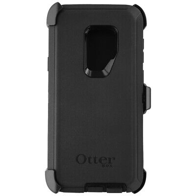 OtterBox Defender Series Protective Case for Samsung Galaxy S9+ (Plus) - Black