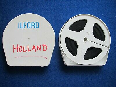 STD 8mm - Holland Home Movies   200ft Colour Silent  c1972