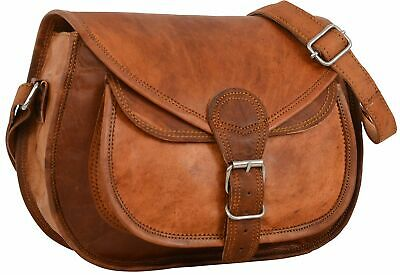 Gusti Pelle Nature ''Evelyn'' Borsa Cuoio A Tracolla Marrone Mano (5Qc)