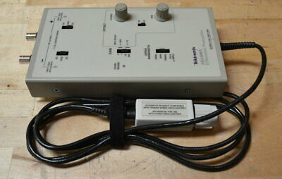 Tektronix ADA400A Differential Preamplifier Guaranteed GOOD, Two Available