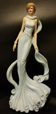 Hamilton Collection Princess of Our Hearts Classic Sophistication Diana Statue