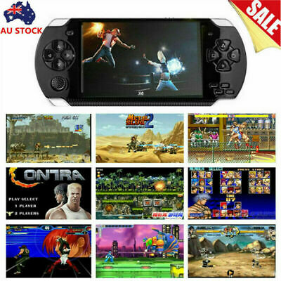 """4.3"""" 8GB Portable Handheld Built-In Video Game Gaming Console Player Retro Games"""