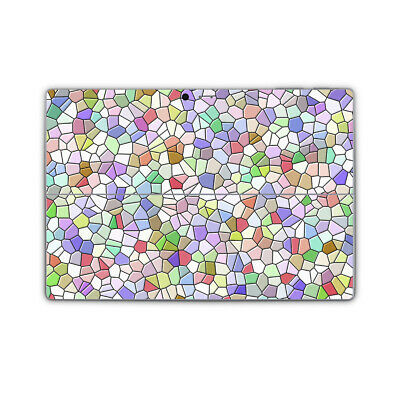 Mosaic Abstract Removable Vinyl Skin Sticker Wrap Cover to fit Surface Pro