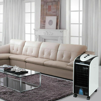 3 en 1 Climatiseur Ventilateur climatiseur humidificateur purificateur d'air 4 L