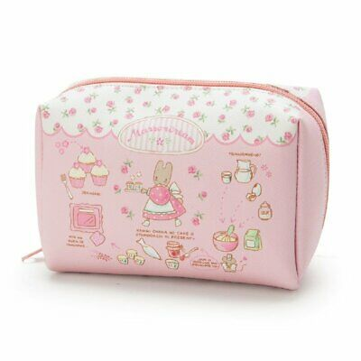 New Sanrio MARRON CREAM tissue Pouch Sewing from Japan F//S