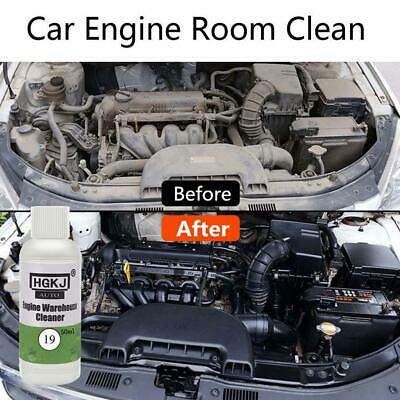 Car Engine Compartment Cleaner Removes Heavy Oil Car Warehouse Cleaner Cleaning