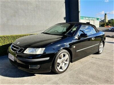 2003 Saab 9-3 Convertible Linear LOW 119km Auto RWC 93