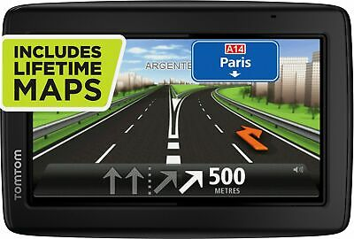 TomTom Start 25M 5 Inch Sat Nav UK ROI EU Full EUROPE Free LIFETIME MAPS 3D View