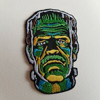 D420 Patch Ecusson Frankenstein 5*8 Cm
