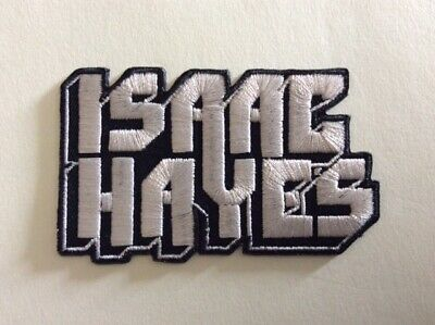 M362 Patch Ecusson Isaac Hayes 8*5 Cm
