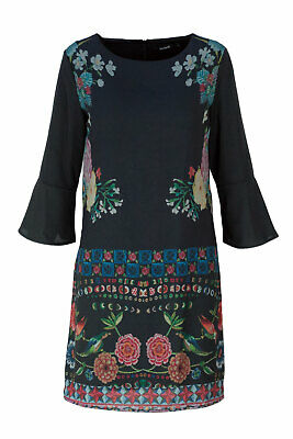 new with tags desigual vest similcris dress 22v2031