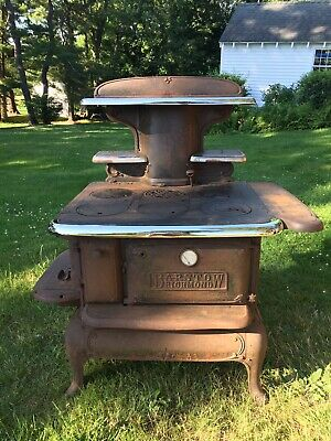 Barstow Richmond Five BurnerRange Stove