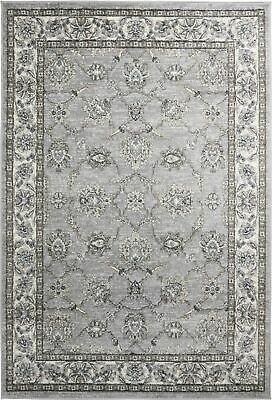 Ivory M L XL Geometric Living Room Floor Area Carpets Bedside Bedroom Rugs Mats