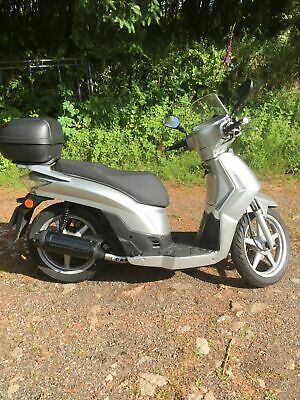KYMCO DOWNTOWN 125 - £2,195 00 | PicClick UK