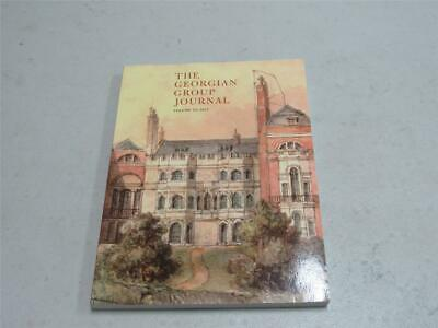 The Georgian Group Journal Volume 20 ~ 2012 ~ Edited by Geoffrey Tyack