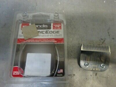 """CeramicEdge Carbon-Infused Steel Pet Clipper Blade 10: 1/16"""" (1.5 mm)"""