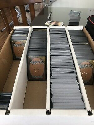 Over 2000 Magic the Gathering MTG cards with FOILS/RARES INSTANT COLLECTION!