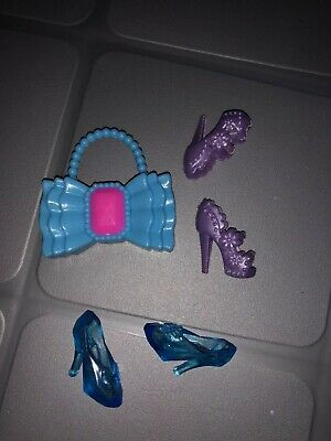 Dolls Bundle Barbie Bags Shoes Jewellery Boots Accessories New Job Lot Items