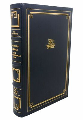 Thucydides THE PELOPONNESIAN WAR Franklin Library Great Books of the Western Wor