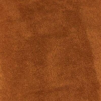 "Upholstery Suede Micro 58"" Wide  faux Leather cooper Drapery Sofa Chair Fabric"