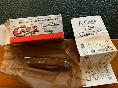 Case XX 73087SS 3 Blade Pocket knife. New Old Stock