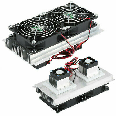 NEW Semiconductor Refrigeration Cooling Device Thermoelectric Cooler 12A 12V