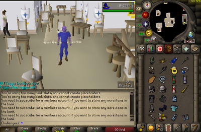 Me if osrs
