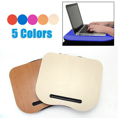 Laptop Tablet Tray Lap Desk Bed Cushion Portable Computer Reading Writing Table