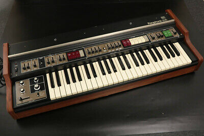 Roland RS-505 Synthesizer 49 Key Keyboard Tested Working Used