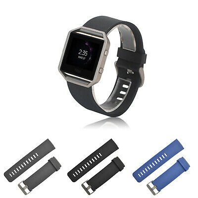 Replacement Silicone Sports Watch Band Straps Bracelet For FitBit BLAZE Fashion