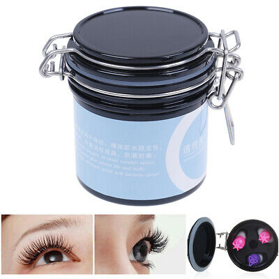 Eyelash Glue Storage Tank Individual Adhesive Stand Eyelash 'Extension ContaiSC