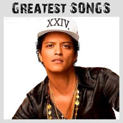 Bruno Mars – Greatest Songs Promo