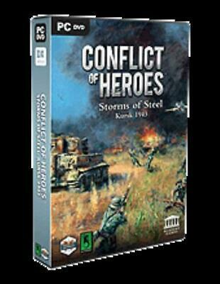 Matrix Computer Wargame Conflict of Heroes - Storms of Steel Box SW