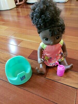 Baby Alive Potty Dance Baby African American