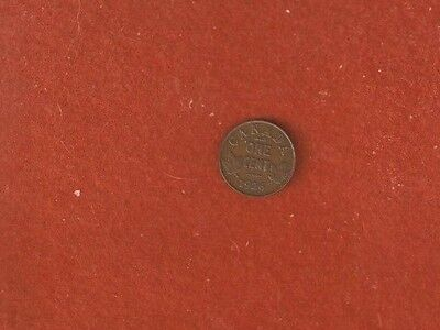Semi Rare 1926 King George V One Cent Coin A Real Nice Coin L420