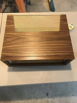 Fisher 400,500,800 Cabinet ,Beautiful Reproduction # 4