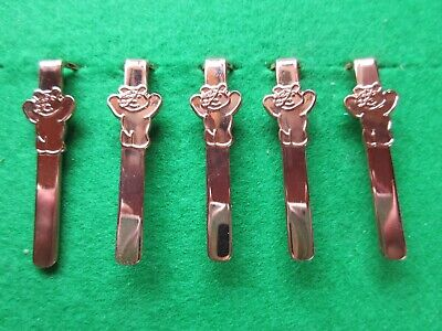 Woodturning Various Pen Clips in COPPER for 7mm Pen Kits